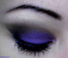 Violet Smoke by killerpeach94