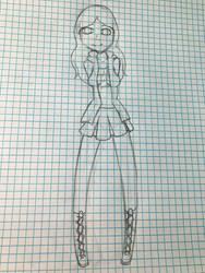 Harley Quinn Fan  by MariatheFox14