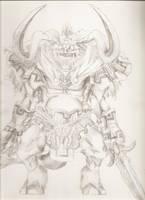 The Dark Beast: Ganon by Technicolor-magician