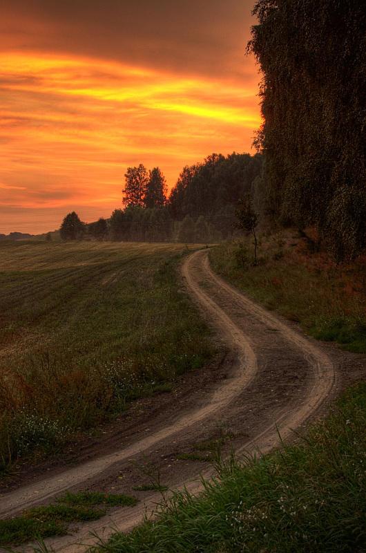 Road To Eternity by Buszujacy-w-zbozu