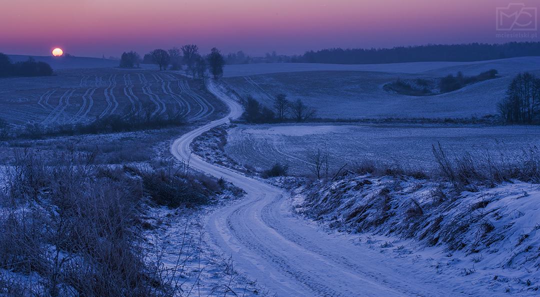 Frosty Morning by Buszujacy-w-zbozu