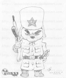 Soviet Bear by IndustrialChow