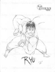 Ryu by IndustrialChow