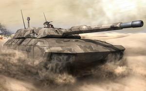 Desert  Raider by Darkheart1987