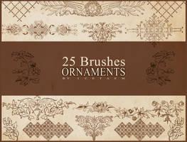 Ornaments Brushes - Icetaem by Icetaem