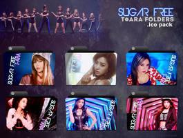 T-ara Sugar Free Folders by Icetaem