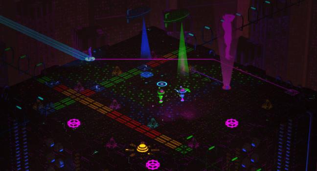 gamescape XIV by CatofAzathoth