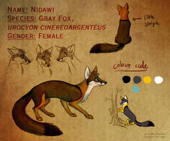 Nidawi Sheet by Culpeo-Fox by Nyrina