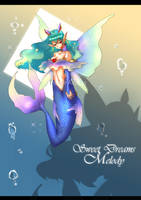 [CLOSED] AUCTION Sweet Dreams mermaid by WhiteLie-Adopt