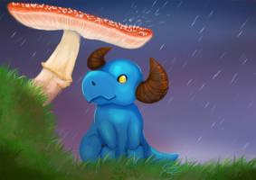 Mr Raindrop by Lenalee-lee
