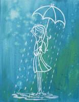 Spring Rain by hammystar