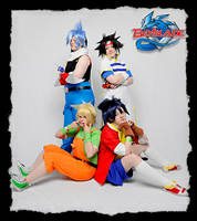 Championship Bladers by Koiice