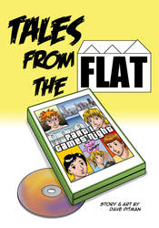 Tales From the Flat Cover 1 by D-Type