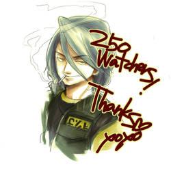 Thanks! by nezumi-zumi