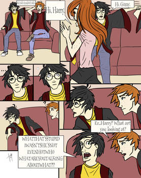 Woah...When did Ginny get hot? by bbandittt