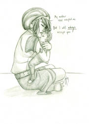 I will always accept you. - Lin and Toph by bbandittt