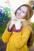 Autumn Girl by Mitoka