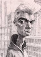 David Byrne by gabrio76