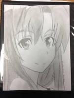 Yuuki Asuna by Delphsco