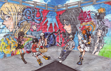 The World Ends With You by rubberyjido
