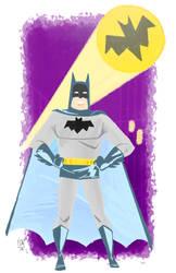 Gee Whiz Batman  by olly-lofi