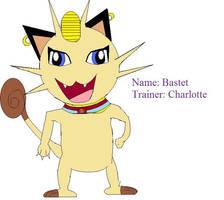Bastet the Meowth by PhantomisErik