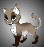 Mrs Lovett Cat by PhantomisErik