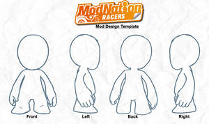 Modnation Template by King-Reaper