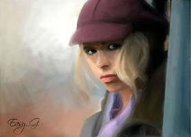 Rose Tyler by EasyGonzalez