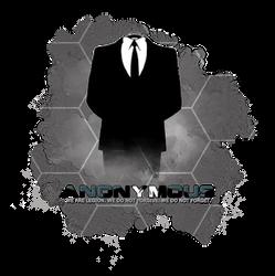 Anonymous by xDamianART