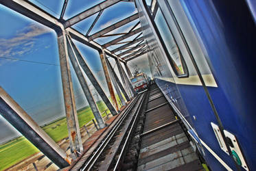 Train HDR by ciungboyfun