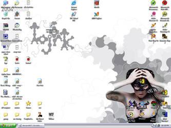 my screen by asubmarinewinter