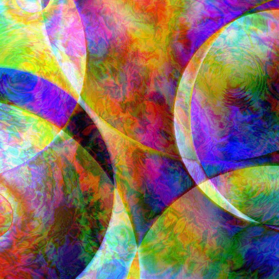 Psychedelic Splendor by r4v1