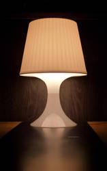 Lamp by AdrianDarklore