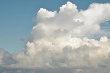 Summer Clouds by AdrianDarklore