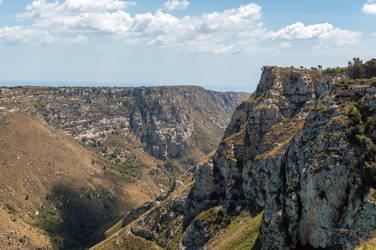 Canyon by AdrianDarklore