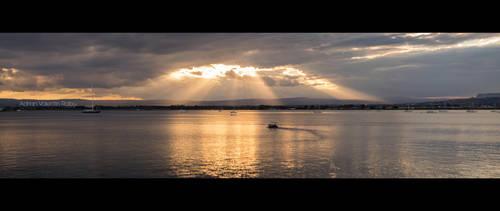 Sunset by AdrianDarklore