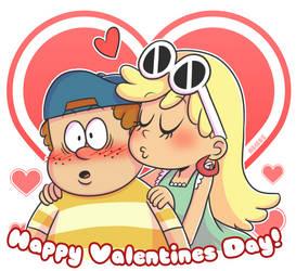 Valentine Suprises by PrinceofDestruction