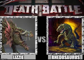Death Battle Idea: Reptilian Rampage by PrinceofDestruction