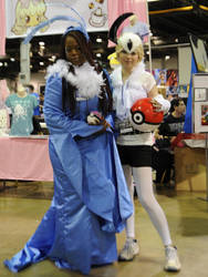 Altaria and Absol by databank