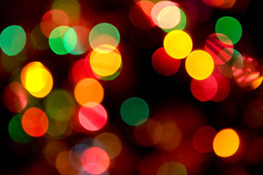 Lights From a Tree by databank