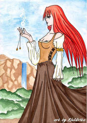 Sorceress by Ifuldrita