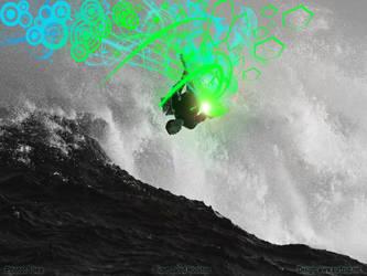 Bodyboarder Jared Houston by SURFZUP