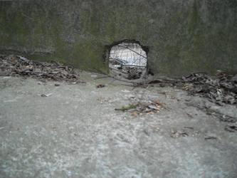 a hole by GSchreiber