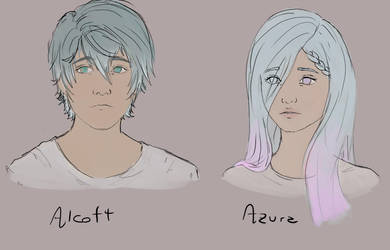 Siblings concept by Aritasum
