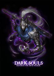 Fanart: Dark Souls by zionenciel