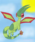 Flygon. by Candygirl4226
