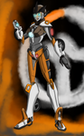 Tracer-formers by MechaVenatrix