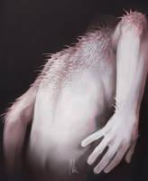 Under the skin [Goretober 03] by OrangeSavannah
