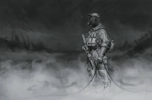 Poison [Goretober 27] by OrangeSavannah